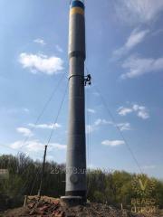 Водонапорные башни Рожновского под ключ: изготовление, доставка, монтаж, подключение, ремонт и демонтаж