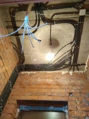Водоснабжение, электроснабжение, канализация, вентиляция, сигнализация, видеонаблюдение