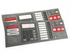 Изготовление гибких приборных панелей из ПВХ