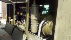 Коммутация военного генератора 50 кВт ДГС-92 с 220В на 380В