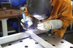 Сварочные работы, изготовление металлоконструкций.