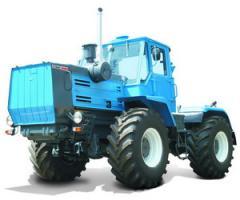 Capital repairs of the T-150 tractors