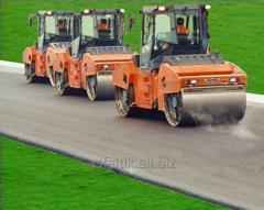 Строительство дорог. Асфальтирование Обухов