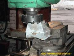 Machining of castings
