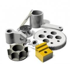 Production of hardware of industrial and