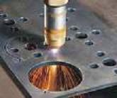 Раскрой металлического стального листа
