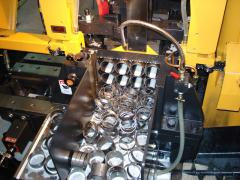 Services in cutting of metal on bandsaw