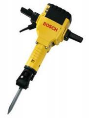 Rent of a jackhammer (electrohammer 220B) of BOSCH