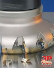 Machining of details on high-precision turning and milling machines with ChPU