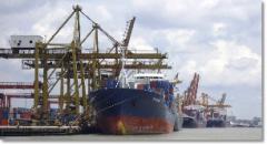 Услуги по экспедированию в порту Одесса и