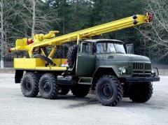 Repair of URB-2A2 drilling rigs