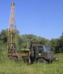 Repair of UGB-50 drilling rigs