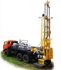 Repair of LBU-50 drilling rigs