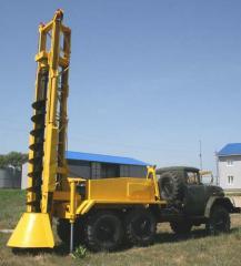 Repair of MRK-750 drilling rigs