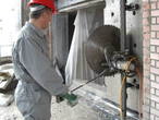 Алмазное сверление бетона и железобетона, ...