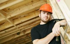 Монтаж вагонки,блок-хауса, доски пола,террасной доски и прочие работы по дереву.