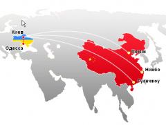 Search of the trade partner in China, collecting
