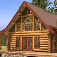 Construction of wooden houses, hotels,