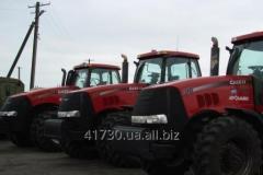 Аренда мощных тракторов Case