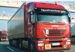 International transport transportation of goods,