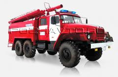 Монтаж пожарных систем