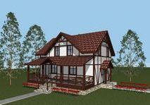 Проектирование-реконструкция коттеджей....