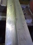 Шлифование и шабрение направляющих поверхностей станины, каретки, салазок  суппорта, задней бабки.