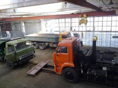 Ремонтно-механическое обслуживание грузового