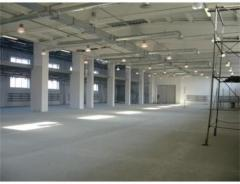 Projects of industrial complexes
