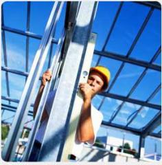 Общестроительные работы по возведению зданий...