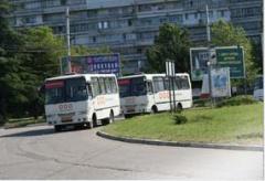 Перевезення автобусні місцеві
