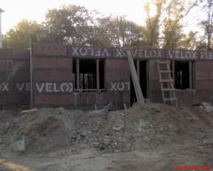 Строительство зданий по