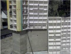 Строительство зданий в съемную и несъемную