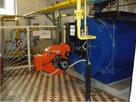 Installation of gas metering stations