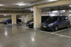 Bulk floors for industrial rooms