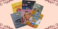 Packages, bags, covers from polyethylene of high