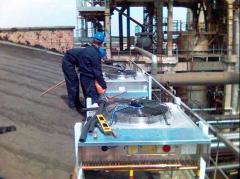 Выполненение монтажных и пуско-наладочных работ по системам вентиляции и кондиционирования воздуха.  Изготовление нестандартизированного вентиляционного оборудования из оцинкованной и нержавеющей стали