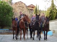 Конные и пешие походы, Автомобильные путешествия,