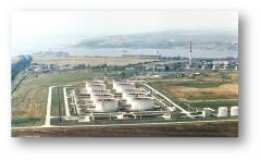 Проектирование терминалов для нефти