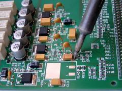 Precision manual soldering
