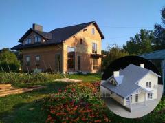 Проектирование домов(Индивидуальное проектирование
