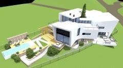 Проектирование индивидуальных жилых домов (дача,