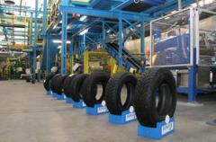 Технологии производства - шины медиум-класса  ВС-59 с дорожным направленным рисунком протектора и зимние шины модели WQ