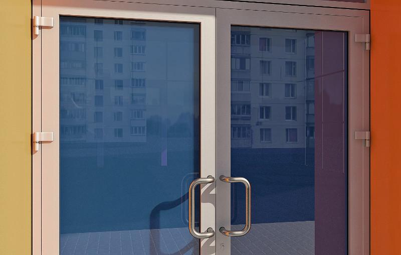 ustanovka_i_izgotovlenie_alyuminievyh_dverej