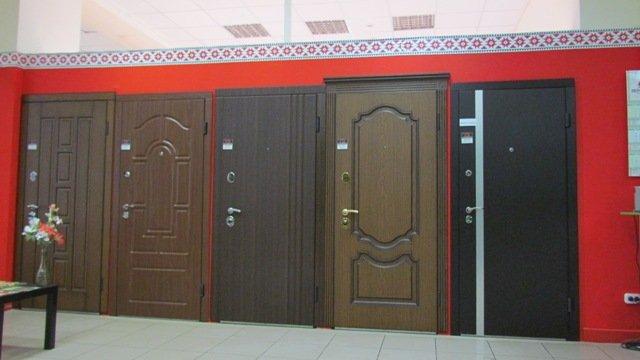 металлические двери в ступино малино