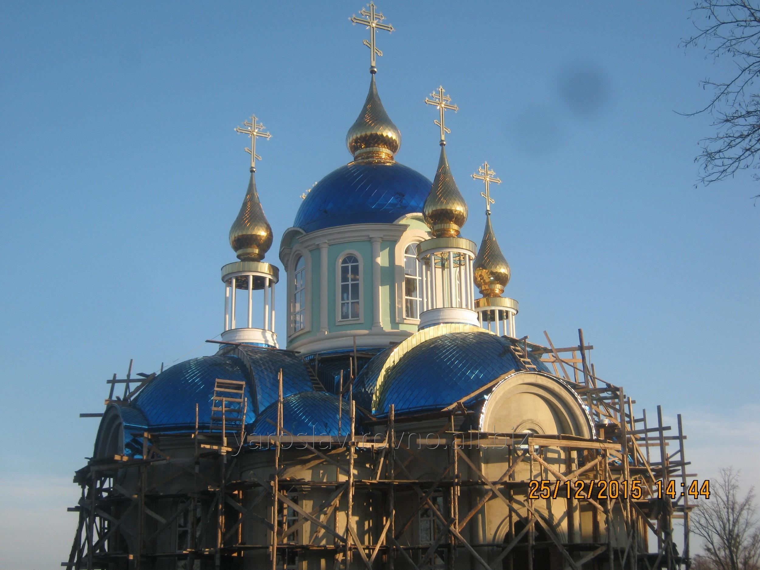 izgotovlenie_kupola_pod_klyuch