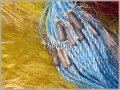Рамовая рыболовная сеть. Ячея любая. Высота 2,5м, длина 50 м