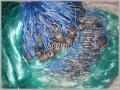 Одностенка на сторожках, рыболовная сеть. Ячея любая, высота любая, длина 75 м