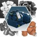 Разработка технологий для брикетирования промышленных отходов.