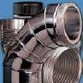 Декор из нержавеющей стали и черной стали с полимерным покрытием
